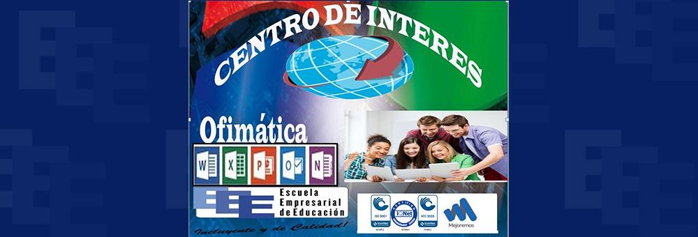 6. CENTRO DE INTERÉS OFIMÁTICA