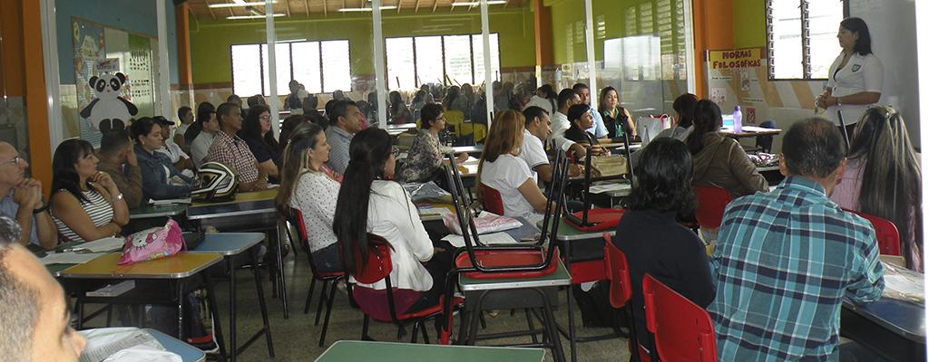 Colegio en innovación pedagógica